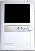 """Монитор 4"""" TFT LCD для видеодомофона, 4-х проводная система связи с внешней панелью, открывание электромеханического замка, A4-F7C"""