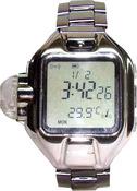 Цифровые часы со встроенным тестер содержания алкоголя в крови - Алкотестер AAT-188