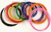 Наборы пластика для 3D ручек Spider Pen ABS-9 (по 10м. 9 цветов в коробке) (ABS9)