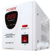 Ресанта АСН- 1 500/1-Ц Стабилизатор релейный с цифровым дисплеем (63/6/3.)