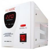 Ресанта АСН- 2 000/1-Ц Стабилизатор релейный с цифровым дисплеем (63/6/4.)