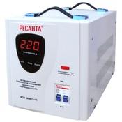 Ресанта АСН- 5 000/1-Ц Стабилизатор релейный с цифровым дисплеем (63/6/6.)