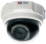 Мегапиксельная IP Купольная Камера ACTi TCM-3511