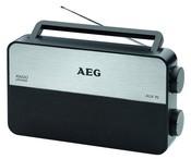 Радиоприёмник AEG TR 4152 (ченый)