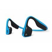 Беспроводные наушники с костной проводимостью звука AfterShokz Trekz Titanium, Ocean Blue (AS600OB)