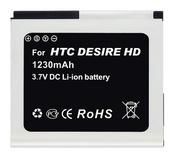 Ainy Аккумулятор CA-H137 HTC A9191 Desire HD 1230mAh