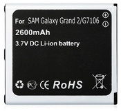 Ainy Аккумулятор CA-S175 Samsung G7102/G7106 Galaxy Grand 2 2600mAh