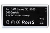 Ainy Аккумулятор CB-S094p Samsung i9600/G900F Galaxy S5 5600mAh с крышкой бирюзовый