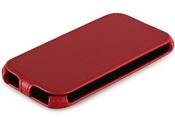 Ainy Кожаный чехол HTC One Mini 2 красный