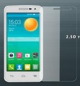 Ainy Защитное стекло (0,33мм) Alcatel One Touch Pop D5 5038D