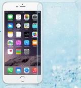 Ainy Защитное стекло (0,33мм) Apple iPhone 6 Plus Crystal/Diamond