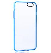 Ainy Защитный чехол Apple iPhone 6 QF-A020N прозрачно-синий