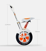 Airwheel A3 Сигвей с сидением