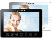 Tantos Amelie Slim Монитор видеодомофона с кнопочным управлением, сверх тонкий корпус