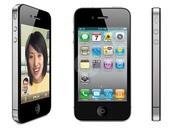 Смартфон Apple iPhone 4 32Gb (black)