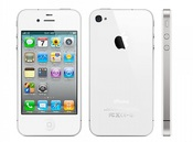 Смартфон Apple iPhone 4 32Gb (white)