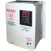 Ресанта АСН-5 000 Н/1-Ц Ресанта Lux Настенный стабилизатор  релейный с цифровым дисплеем (63/6/16.)