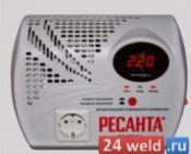 Ресанта АСН-  500/1-Ц Стабилизатор релейный с цифровым дисплеем (63/6/1.)