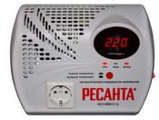 Ресанта АСН-  500 Н/1-Ц Настенный стабилизатор  релейный с цифровым дисплеем (63/6/9.)