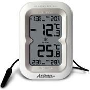 W239230-W Термометр Atomic White