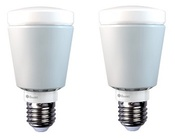 Комплект BeeWi Bluetooth Smart LED Color Bulb E27 9W (2 шт.) BHL9L9