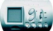 Накладной таймер-термостабилизатор для помещений. BEL-1628DC