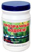 Биологическое средство для эффективного обслуживания водоемов  и аквариумов BIOFORCE Aqua Crystal (bb-010)