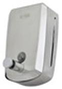 Дозатор для жидкого мыла металл 0,5л G-teq 8605 Lux