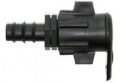 BL0116 Переходник стартовый LFT х трубка 16мм для систем капельного полива
