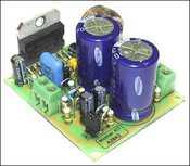 Усилитель звука МАСТЕРКИТ BM2042 - Усилитель НЧ 140 Вт, моно (TDA7293)