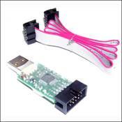 BM9010 - USB внутрисхемный программатор AVR микроконтроллеров