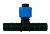 Фитинг BT021720 для садовых шлангов и систем полива капельной лентой