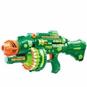 Автомат с пулями на присосках , 40 пуль, 7 мишеней Semi-Auto Gun, +3