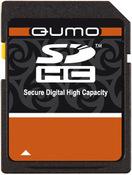 Карта памяти SDHC 8Gb Class 10 Qumo