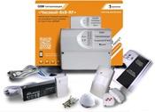 GSM Сигнализация Умный часовой-8х8-RF BOX Радиоканальный комплект для дома МИНИ