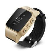Часы GPS Smart Baby Watch EW100 (D99) (цвет - золотой)