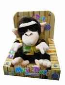 """Интерактивная игрушка CL1505A """"Диджей-обезьянка"""" 31ВЕК"""