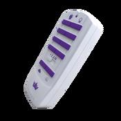Brenin Aide Comfort RC-010W (white) Простой и комфортный в использовании пульт дистанционного управления