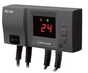 Регулятор для управления насосом горячей воды PC14T SALUS CONTROLS