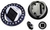 CSL-240 светодиодный фонарь на солнечных батареях
