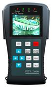 CCTV-тестер со встроенным ЖК-монитором.  CT-100