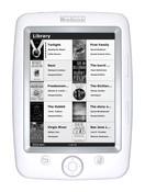 Электронная книга Bookeen CyBook Opus