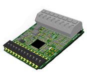 Модуль сухих контактов Rainbow DALI Button Compact
