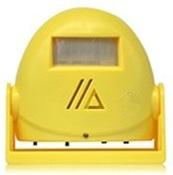 Умный звонок с датчиком движения DH-9915Y желтый
