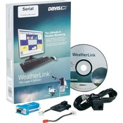Интерфейс для ПК WeatherLink Davis 6510SER