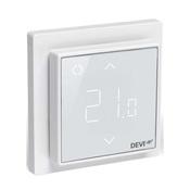 Терморегулятор DEVIreg Smart интеллектуальный с Wi-Fi, полярно-белый, 16А (140F1140)