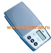 Карманные электронные весы с высокой точностью 0,1гр. Модель: Diamond-500