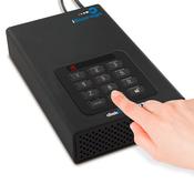 Защищенный диск накопитель информации DiskAshur DT 3тб ISTORAGE (IS-DA-256-3000)