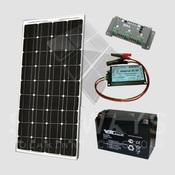Автономные солнечные энергосистемы Сансет  с установленной мощностью до 95 Вт