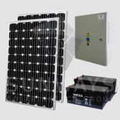 Автономные солнечные энергосистемы Санфорс ПРОМО с установленной мощностью до 300 Вт